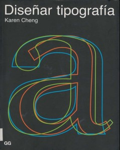 Diseñar Tipografia