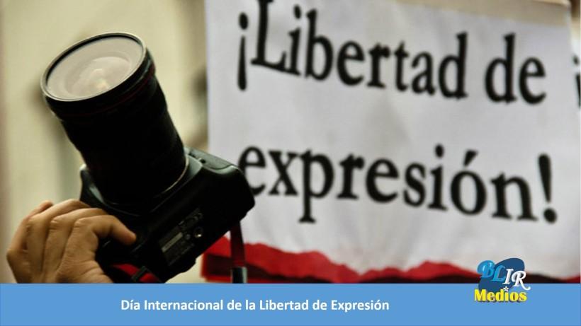 Dia de la Libertad de Expresion