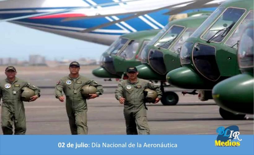 Dia de la aeronautica