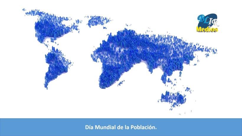 Dia Mundial de la Poblacion