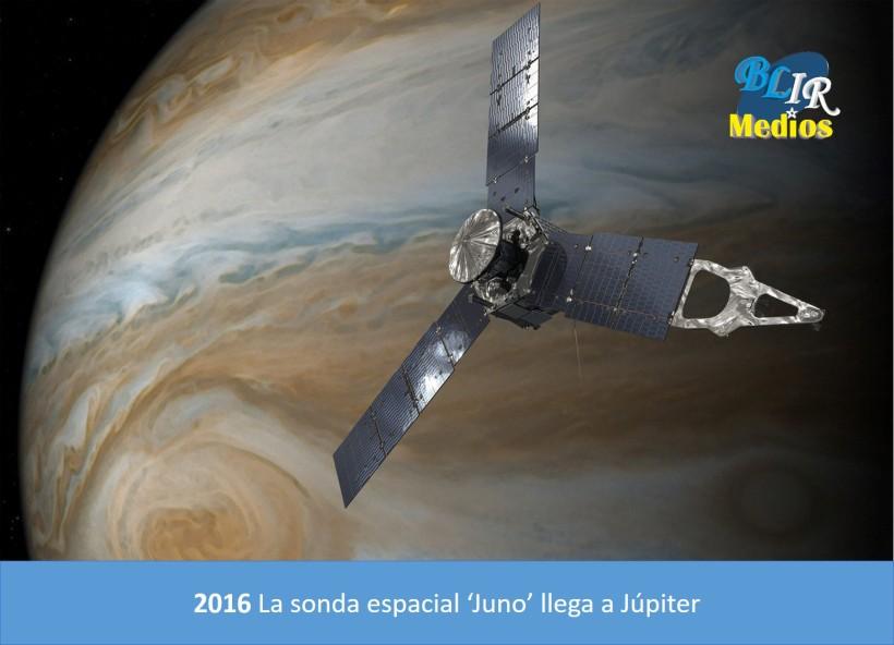 Sonda Espacial Juno