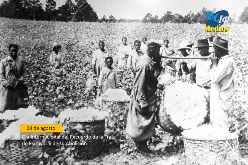 Día Internacional del Recuerdo de la Trata de Esclavos y de su Abolición