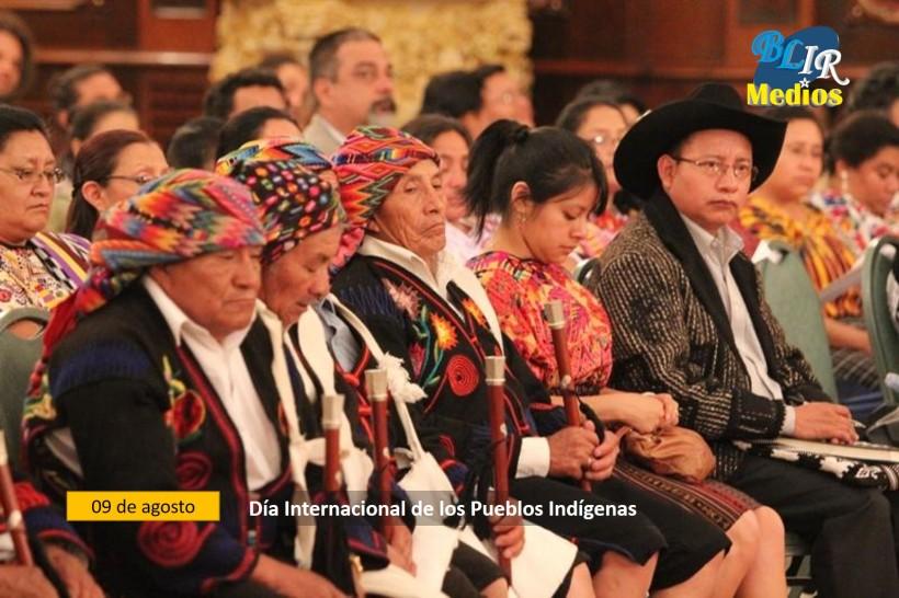 Dia de los pueblos indigenas