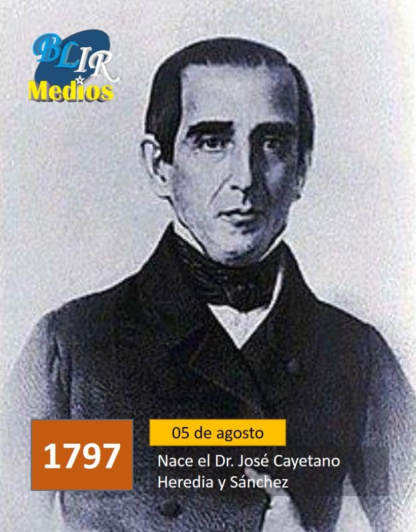 José Cayetano Heredia y Sánchez