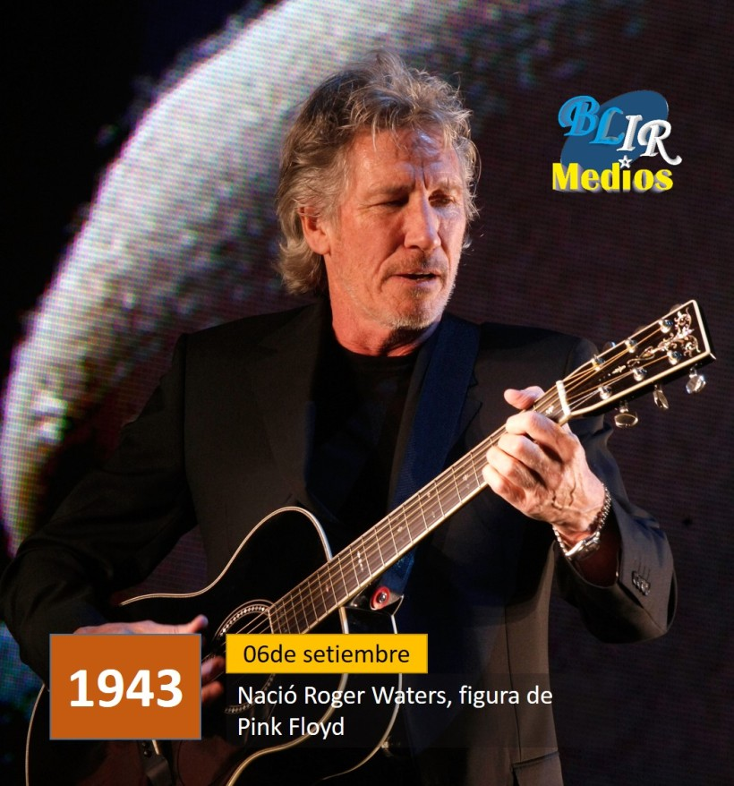 Nació Roger Waters