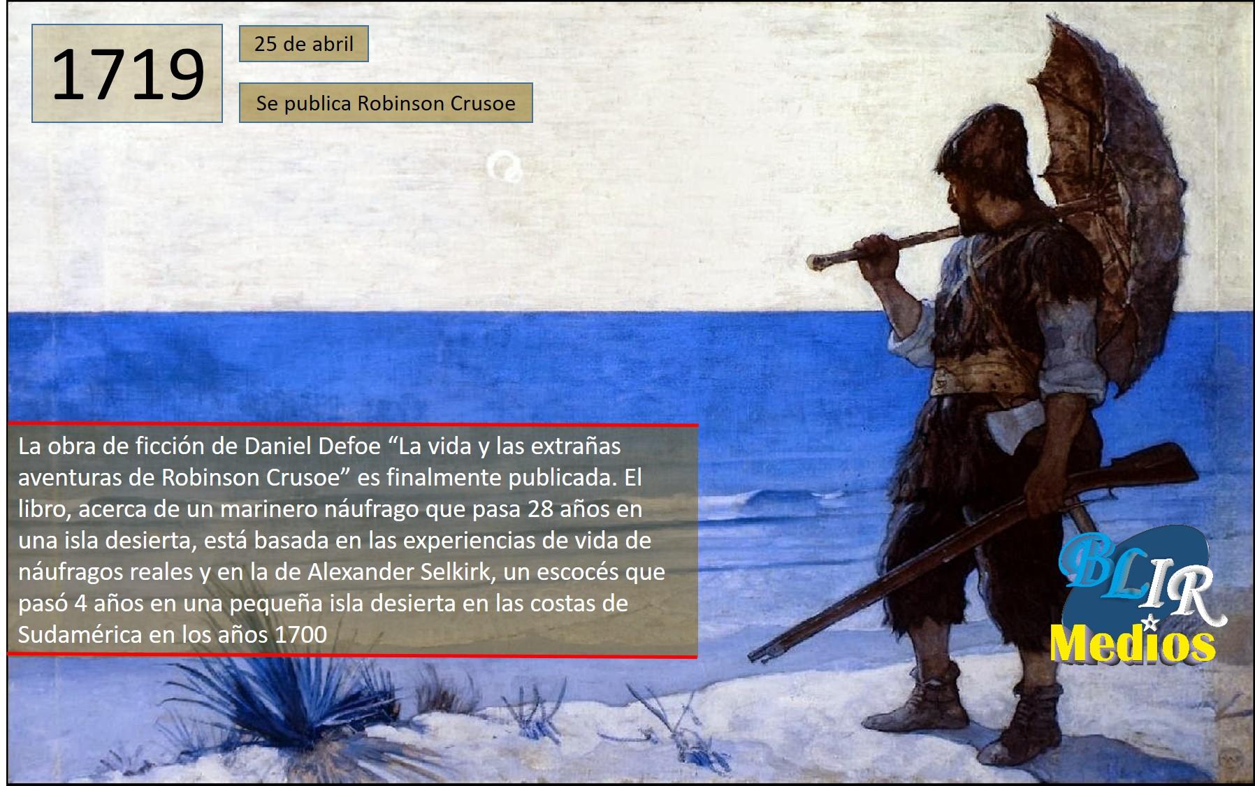 Resultado de imagen para robinson crusoe 25 de abril